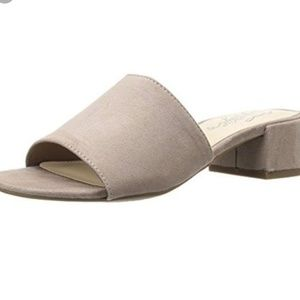 Fergie Jane Slide on  sandal